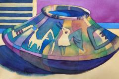 Beautiful-Pot - Watercolor