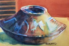 Native American Beauty - Watercolor